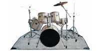 Rockbag Drum Teppich 1,60cm x 200cm