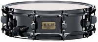 "Tama LBR144 SLP Snare Drum 14x4"" Black Brass ltd."