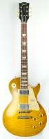 Gibson 1959 Les Paul Standard 60th Anniversary Green Lemon Fade