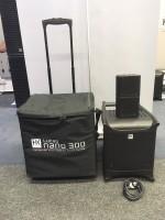 HK Audio LUCAS NANO 300 inkl. Trolly - gebraucht -