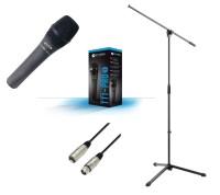 Prodipe TT1 Pro Mikrofon + K&M Stativ Bundle