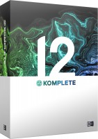 Native Instruments KOMPLETE 12 UPD von 2-11