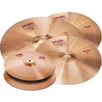 "Paiste 2002 Medium Cymbal Set plus 18"""