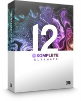 Native Instruments KOMPLETE 12 Ultimate UPG von Komplete 8-12