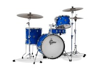 Gretsch Catalina Club Shell Set Blue Satin Flame