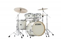 Tama Superstar Classic Maple Shell Vintage White Sparkle