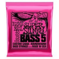 Ernie Ball BASS 5 Super Slinky